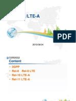 5.LTE及LTE-A標準現況與技術趨勢
