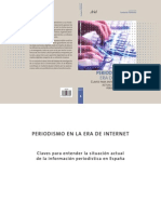 Juan Carlos Sánchez Illán - Periodismo en la Era de Internet - Investigación de la UC3M