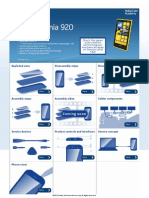 Nokia Lumia 920 Rm-820, Rm-821 Service Manual 1,2 v1.0