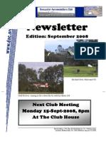 DAC Newsletter Sep08
