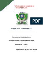 Bombeo Electrocentrifugo Dili