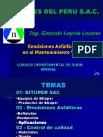 Epivial Huancayo GLL