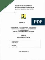 Spesifkasi Umum 2010 2011 2012