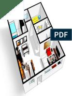 Apartamento de 71 m2