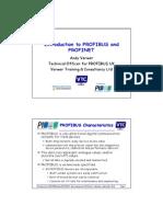 Introduction to Profibus Profinet