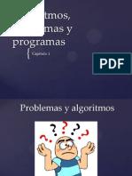 Algoritmos Diagramas de Flujo y Programas (1)