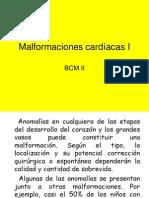08.Malformaciones Card Acas I