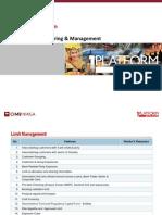 1P Limit Management ICL-BMPK - V1.1 - For Vendor