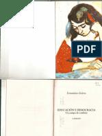 CAPITULO - Educación y filosofía - Estanilao Zuleta.pdf