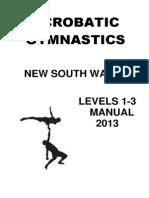 Levels 1-2 Acro Manual 2013[1]