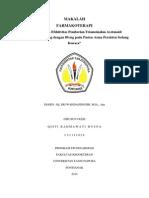 Cover Proposal Farmakoterapi UAS