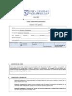Programa Del Curso Contexto y Convivencia Autorizado Por Vicerr. Acad. 9-01.2013 Rev. 8-6 (Val. y Rev. Ccm y Dcc) 10-1-2014 (1) (1)