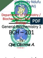 BCH 201