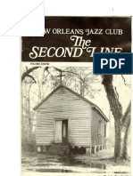 New Orleans Jazz Club The 2nd Line