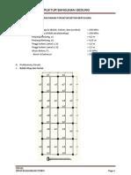 Perencanaan Struktur Bangunan Gedung 01 (Repaired)