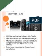 Sistem Hi Fi