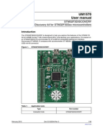 data sheet of stm 32 f3