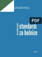 Akreditacijski standardi za bolnice