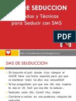 SMS De Seducción
