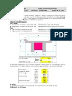 1º Evaluacion Calificada 08-07-2011 Metrados
