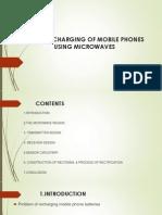 Wireless Chargingg