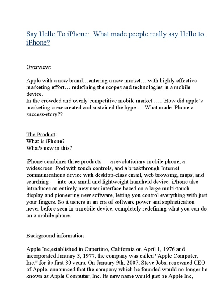 apple case study challenges entering the Apple –the global supply chain same authors of nsf study -ipad –.