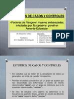 4.Estudios de Casos y Controles. Gildalicia Viveros Peredo