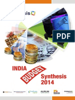 India Budget Synthesis 2014