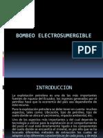 BOMBEO ELECTROSUMERGIBLE (2)