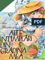 25765515 Ana Blandiana Alte Intimplări Din Grădina Mea