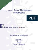 Curs de Brand Management Modificat Poiana Brasov