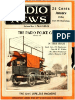 Radio News 1924 Jan