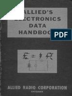 Allied Radio Data Handbook 2nd