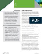 VMware Horizon Suite Datasheet
