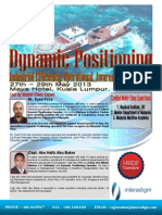 Dynamic Positioning Patahul