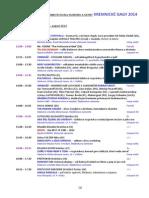 Kompletný program KREMNICKÉ GAGY 2014