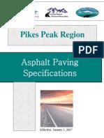 2007 - Asphalt Paving Specification