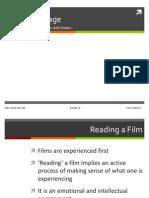 Introduction to Film Language