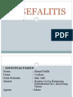 PPT ensefalitis 1