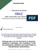 Seminario de HDLC