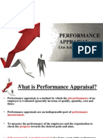 Performance Appraisal Action