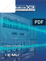 Emulator X manual