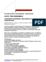26 Luglio Fiumalbo Lityc Trio Ensemble1