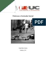 Exclusão Social Da Pobreza