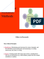 Q Research Design