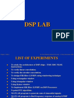 Dsp Lab Demo Ppt