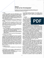 ASTM D1945 - Standard Test Method for Analysis of Natural Gas by Gas Chromatography