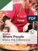 Spar International Annual Report 2011