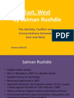 East, West by Salman Rushdie