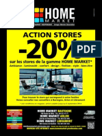 Action -20% Stores